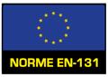 norme EN131 de l'échelle
